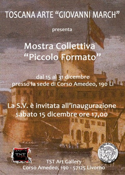 Mostra Colletiva Toscana Arte